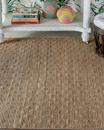Lyman Hand-Woven Runner  2'3 x 8'  and Matching Items