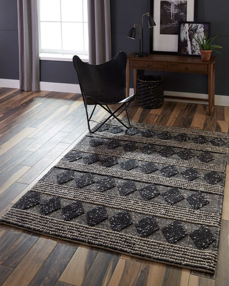 Affinity Hand-Tufted Rug, 9' x 12'
