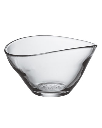Barre Medium Glass Bowl and Matching Items