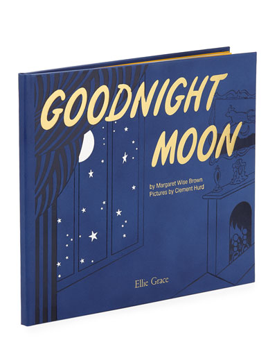 Personalized Goodnight Moon Children's Book by Margaret Wise Brown