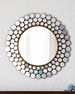 Mirrored Circles Accent Mirror