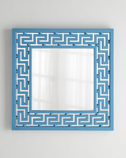 Greek-Key Mirror