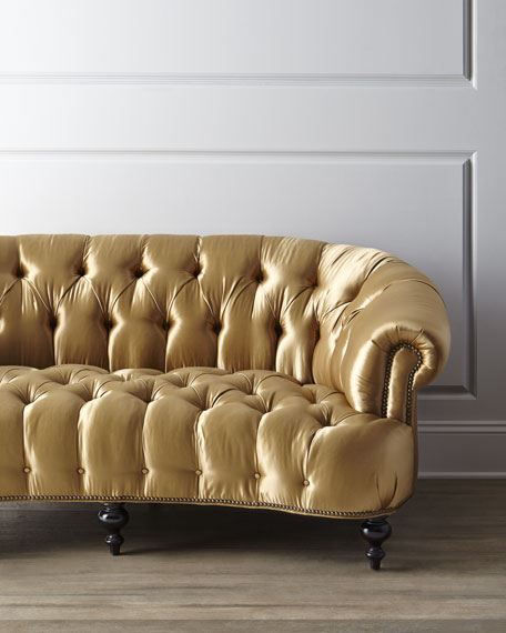 Lola Tufted Sofa