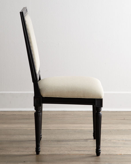 """Two """"Patricia"""" Side Chairs"""