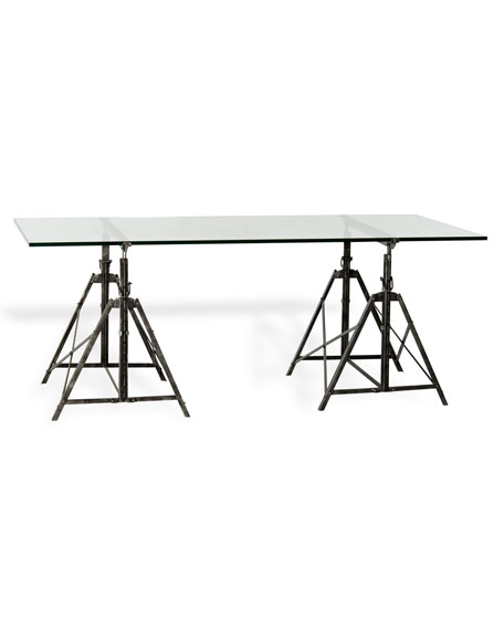 Scaffolding Stand Desk