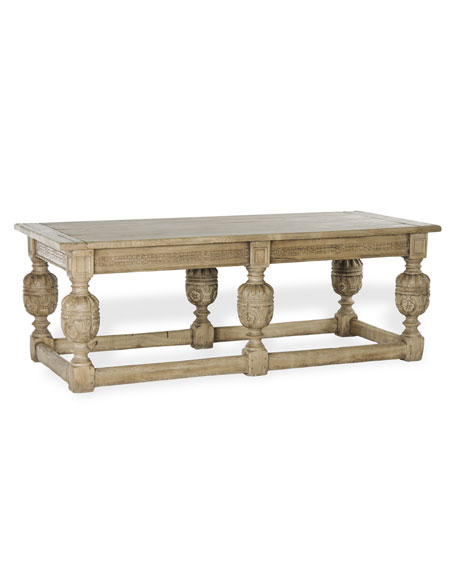 English Refectory Table