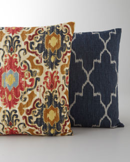 Global Patterned Pillows