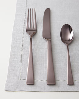 "Gorham Five-Piece ""Argento Copper"" Flatware Place Setting"