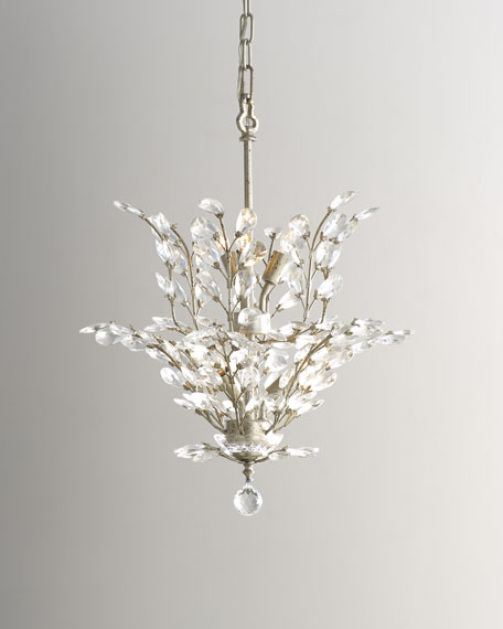 Old world design llc upside down chandelier