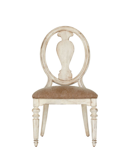 Two Tabitha Side Chairs