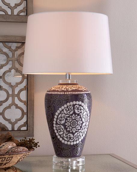 """""""Mosaic Suzanni"""" Lamp"""