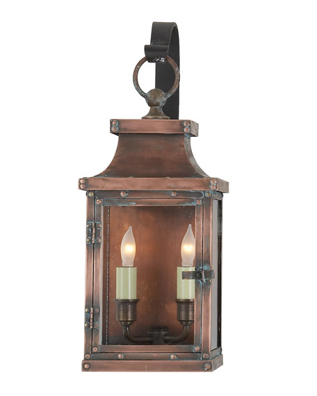 Outdoor Colonial Lantern