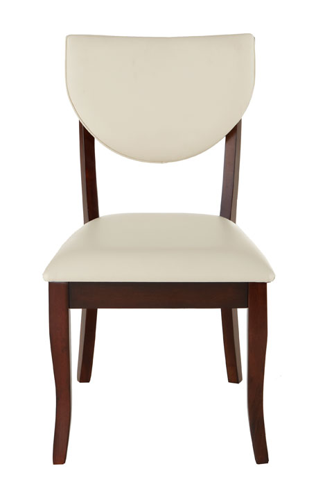 "Two ""Paloma"" Side Chairs"