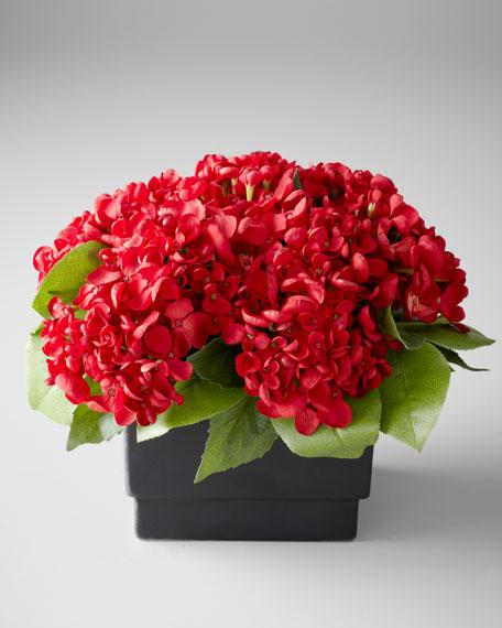 """""""Rave Red"""" Floral Arrangement"""