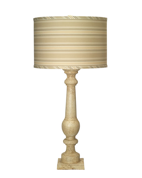 """""""French Country"""" Console Lamp"""