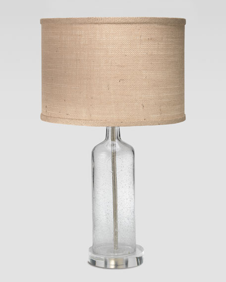 """French Bottle"" Table Lamp"