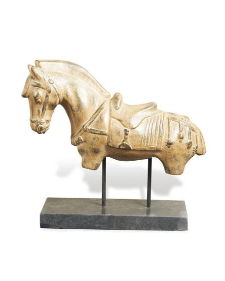 """Vesali"" Horse Figure"