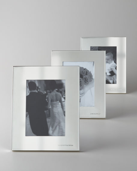 """""""Picture Perfect"""" 5"""" x 7"""" Frames"""
