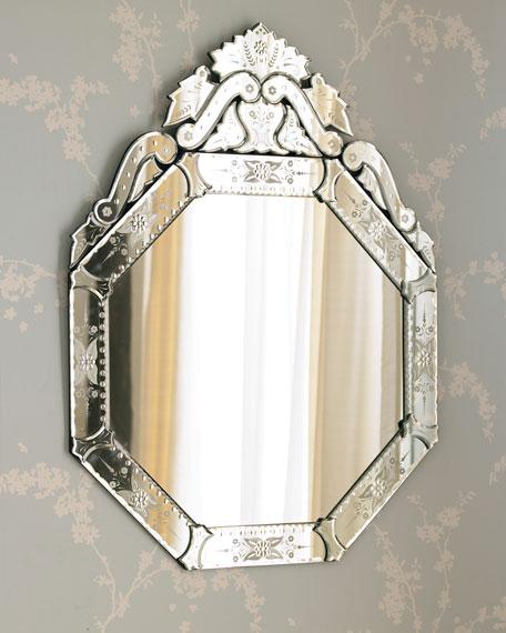 Quot Vasari Quot Venetian Style Mirror