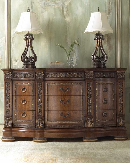 Royalty Dresser