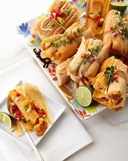 Handmade Tamales