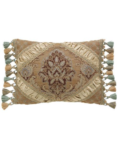 Villa di Como Brocade Pillow