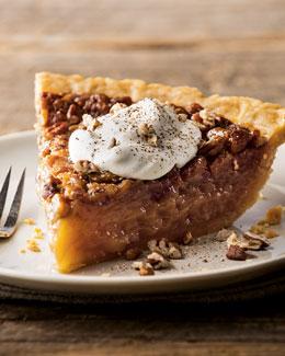 Gourmet Southern Pecan Pie