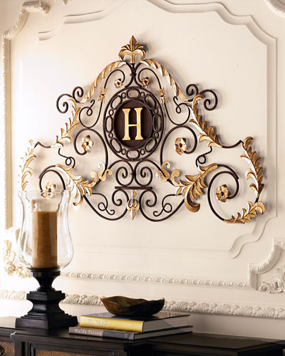 Monogrammed Palace Grill