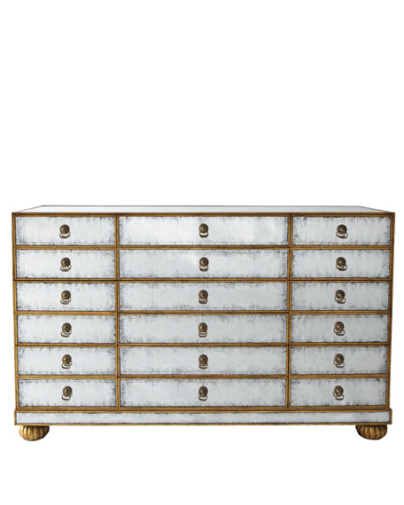 Orleans Mirrored Chest