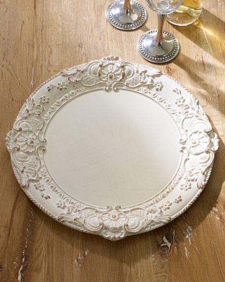 Plastic Wedding Plates