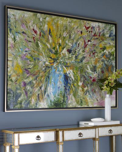 Jinlu Original Abstract Painting