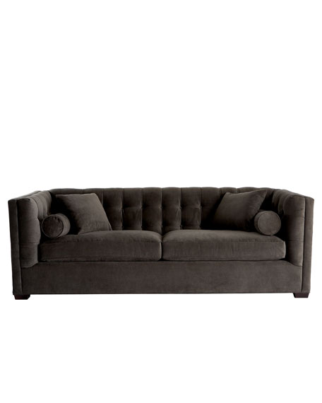 Dusk Tufted Sofa