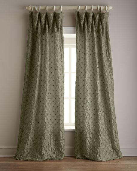 """Each 108""""L Zenith Curtain"""