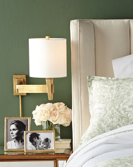 Architects Swing Arm Sconce
