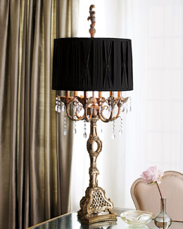 "AMITA TRADING INC ""Haven"" Table Lamp"