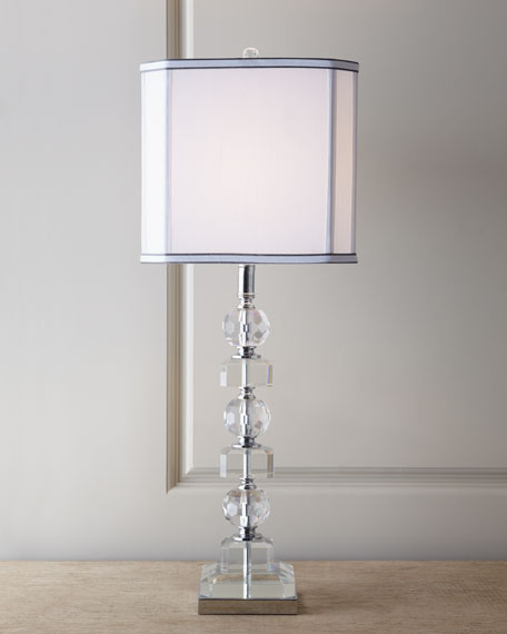 lamp with and trim home table decor pin lamps solid brass pinterest crystal