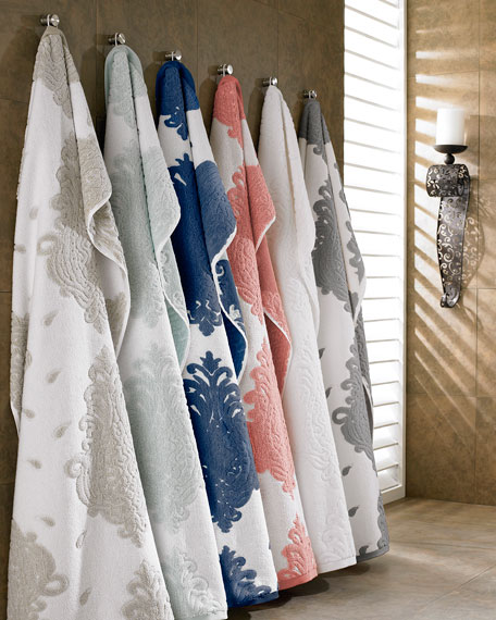 Solid Towels : Monogrammed & Hand Towels At Horchow