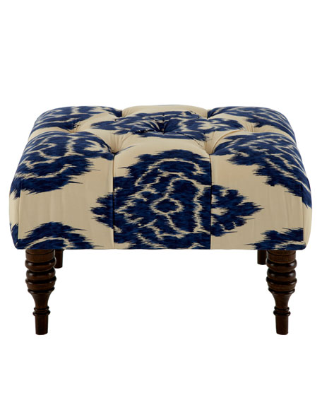 Emily Tufted Bench