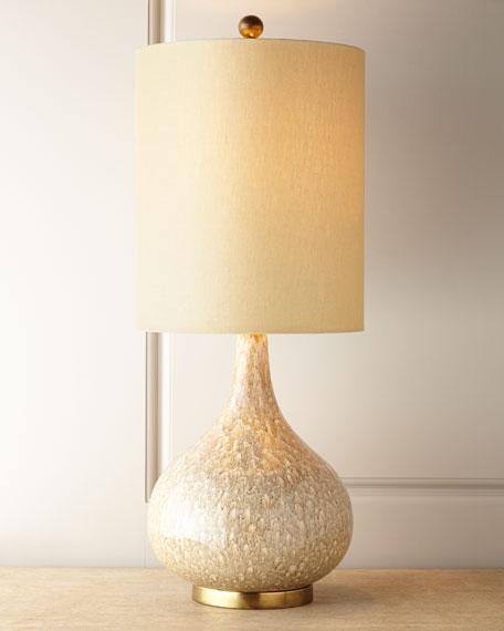 """Drip Glaze"" Lamp"