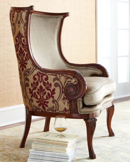 Massoud Cambria Chair