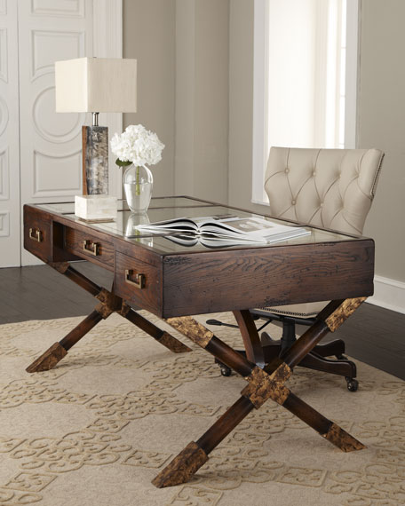 John Richard Collection Paige Desk