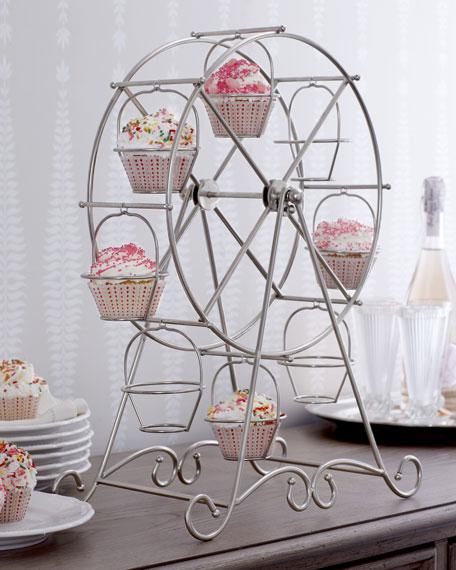 Ferris Wheel Cupcake Holder