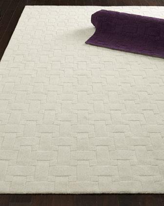 Woven Textures Rug  3'3 x 5'3