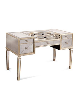 Amelie Mirrored Vanity