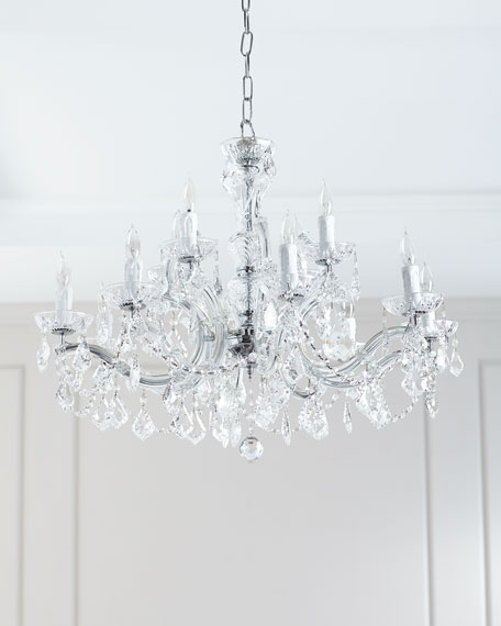 Maria Theresa 12-Light Chandelier