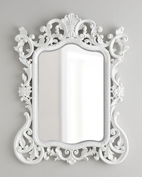 Madeline baroque mirror for Baroque mirror