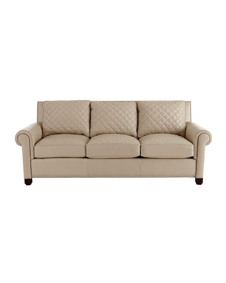Outstanding Kara Leather Sofa Machost Co Dining Chair Design Ideas Machostcouk