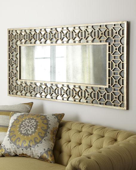 John Richard Floor Mirror