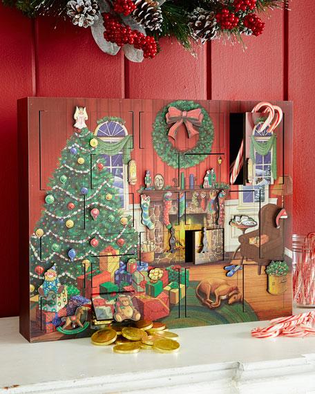 """""""Fireside"""" Advent Calendar"""