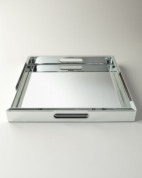 Regina Andrew Design Large Mirrored Tray